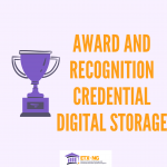 Storing Your Award Credentials Online Securely in Nigeria