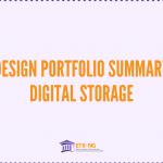 Design Portfolio Summary Storage in Credential Wallet