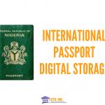 International Passport Electronic Storage