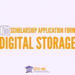 Online Storage of Scholarship Application Form